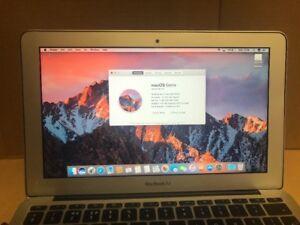 "Apple Macbook Air 11"" A1465 UK Upper TopCase Keyboard Touchpad 2013 2014 2015"