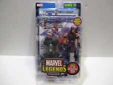 MARVEL LEGENDS SERIES 7 HAWKEYE  W/ COMIC AND DISPLAY STAND