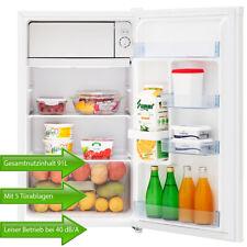 PKM Kühlschrank mit Kaltlagerfach Standkühlschrank weiß 92 Liter EEK: F 47,5cm