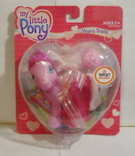 My Little Pony TARGET Exclusive YOURS TRULY MOC 2004 VALENTINES DAY