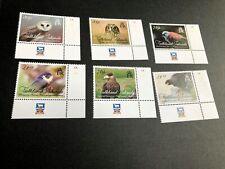 falkland island stamps scott 1157-1162 mnhog set scv 15.50 d349
