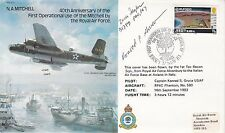 B37b 1st Operational Use  Mitchell by the RAF Major General Ralph G Taylor
