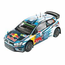 1:24 Volkswagen Polo R WRC Latvala Rally Mexico 2016 Ixo Salvat Diecast