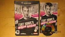 Tony Hawk's American Wasteland for Gamecube/Wii. Boxed with Manual. Pal