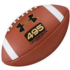 Under Armour 495 Gripskin Pee Wee Size Ua Football Brown 6 (Ua494)