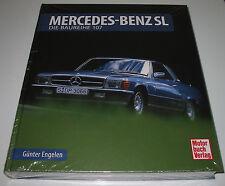 Bildband Mercedes-Benz R 107 280 350 420 450 500 560 SL SLC Günter Engelen NEU!