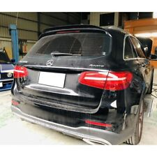 Stock 284 PDL Rear Trunk Spoiler Wing For 16~20 Mercedes Benz GLC class X253 SUV