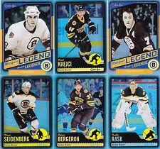 12-13 OPC Phil Esposito /100 Rainbow Black Marquee Legend O-PEE-CHEE Bruins 505