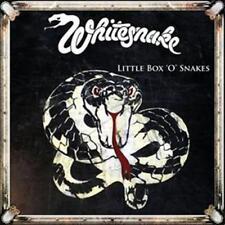 CD de musique rock hard rock Whitesnake