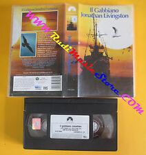 VHS film IL GABBIANO JONATHAN LIVINGSTON 2000 PARAMOUNT PVS 70064 (F127) no dvd