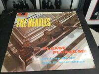 THE BEATLES  PLEASE PLEASE ME 1963 UK PARLOPHONE Y/B 4th PRESS STEREO VINYL LP