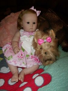 Reborn Princess Charlotte first edition chubby cute large baby girl