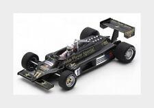 Lotus F1 87 N 11 Italian Gp 1981 E.De Angelis SPARK 1:43 S5357