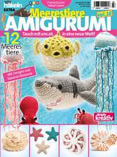 AMIGURUMI - Fantastische Häkelideen MEERESTIERE Amigurumi Vol. 16 -- 03/2017