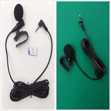 Car Radio Stereo 3.5MM External Handheld Microphone Bluetooth GPS DVD MP5 Receiv