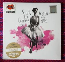 Sandy Lam ( 林憶蓮) ~ Sandy MMX1 Concert ( Malaysia Press ) Cd