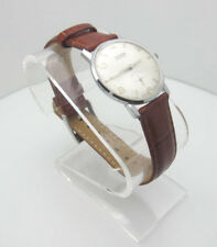 Women Vintage Gruen Precision Swiss Made Hand Wind Antichoc Analog Watch (B181)