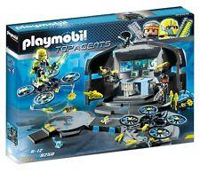 PLAYMOBIL 9250 Dr. Drone's Command Center