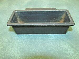 Vintage Craftsman Bench Grinder Aluminum WATER TRAY ONLY #3160351