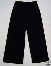 Missoni Dress Pants Size - US 8/M EU42 Black 96% Wool/4% Elastane Made in Italy