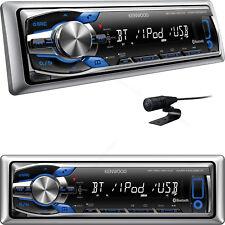 Autoradio Marino barca moto Bluetooth USB Mp3 Aux-In Uscite RCA Subwoofer 1 din