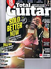 DEVILDRIVER / HUEY MORGAN / KARNIVOOL / BON JOVI	Total Guitar + CD	249	Jan	2014