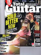 DEVILDRIVER / HUEY MORGAN / KARNIVOOL / BON JOVI Total Guitar + CD 249 Jan 2014