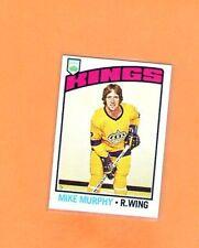 1976-77 O PEE CHEE MIKE MURPHY #21 KINGS NMMT+ *28823