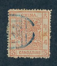 drbobstamps China Used Early Dragon Well Centered Stamp (See Description)