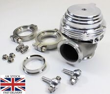 Tial MVS 38mm style SILVER v-band external wastegate F38 MV-S v band by TriX