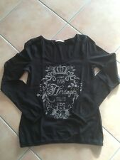 Esprit Shirt in Schwarz