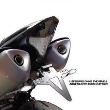 Kennzeichenhalter Yamaha YZF R1,RN22,verstellbar,Heckumbau, adjustable tail tidy