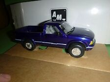 AMT GMC SONOMA 1996 PURPLE METALLIC PICKUP TRUCK 1/25 Model Car Mountain SLOT?