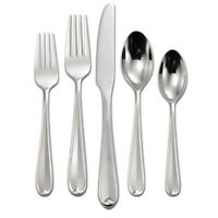 Oneida Dylan 20 Piece Casual Flatware Set, Service for 4