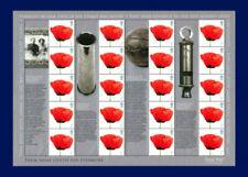 2008 Their Name Liveth For Evermore Royal Mail Smiler Sheet LS55 Superb U/M