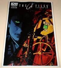 The X FILES : SEASON 10 # 19 IDW Comic December 2014 NM