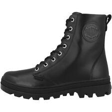 Palladium Pallabosse OFF Leather Schuhe High Top Women Sneaker Boots 95527-008
