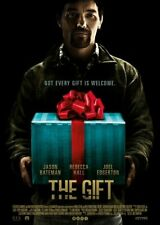 THE   GIFT     film    poster.