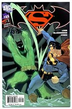 SUPERMAN/BATMAN Vol.1 #23(11/05)1st FULL BATMAN BEYOND IN CONTINUITY(CGC IT)9.8!