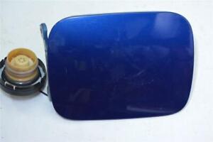 2000-2005 Toyota CELICA Fuel Filler Door Gas Lid '00 01 03 04 '05 BLUE MICA #8M6