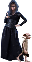 Harry Potter Bellatrix Lestrange & Dobby Deluxe Twin Pack 1/6 Star Ace Sideshow