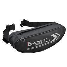 Black Motorcycle ATV Handlebar Bag Saddlebag Motorbike Tool Bag Pouch, Outdoors