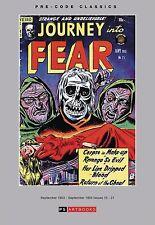 Journey into Fear Vol 3 Gold Pre Code Superior Comics Horror HC PS Artbooks 2016