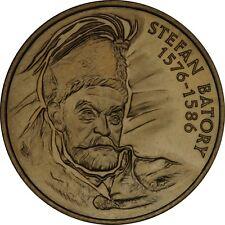 2 Zl POLEN 1997  Poczet królów i książąt polskich: Stefan Batory (1576 - 1586)