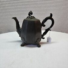 1835c. Reed & Barton Pewter Tea Pot #4900