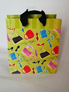 New Yourk Paper Gift Bag - Park Avenue - Handbags and Heels