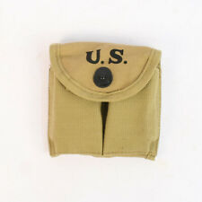 US WW2 Replica US M1 Carbine Magazine Pouch by Combat Serviceable AL108