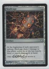 2004 Magic: The Gathering - Fifth Dawn Booster Pack Base Foil #151 Skullcage 0a1