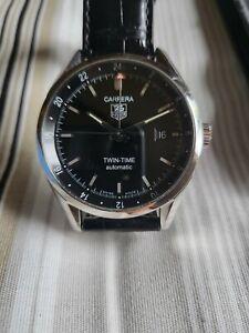 TAG Heuer Carrera Men's Black Watch - WV2115-0