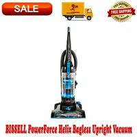 BISSELL PowerForce Helix Bagless Upright Vacuum Corded Multi-Surface Lightweight